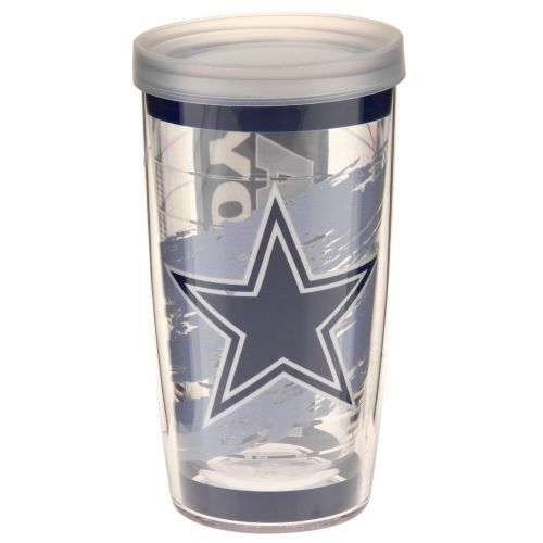Tervis 16 oz. NFL Tumbler with Lid