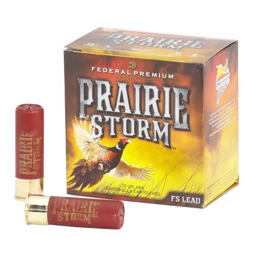 Federal Premium® Prairie Storm™ FS Lead™ 12 Gauge Shotshells - view number 1