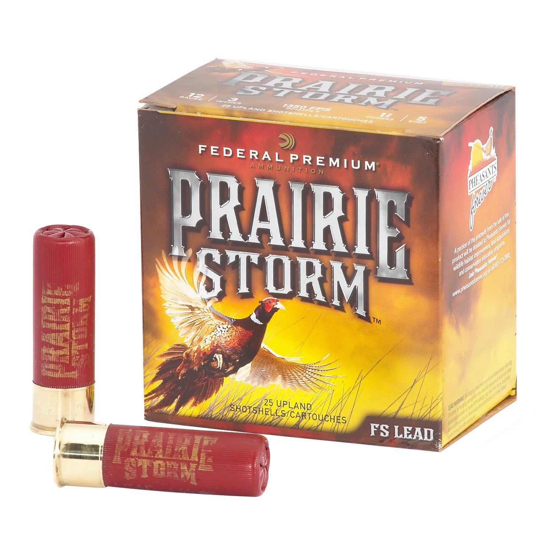 Display product reviews for Federal Premium® Prairie Storm™ FS Lead™ 12 Gauge Shotshells