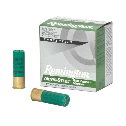 Display product reviews for Remington Nitro Steel High-Velocity 12 Gauge Shotshells