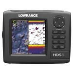 Lowrance HDS 5 GEN2 Lake Insight Fishfinder/Chartplotter