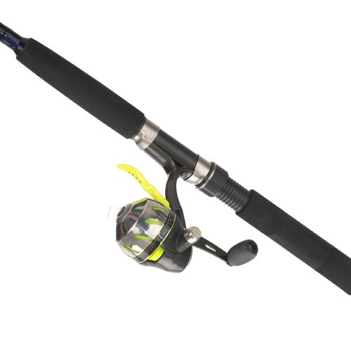 Zebco Crappie Fighter Trigger 6' Freshwater Spincast Combo - view number 1