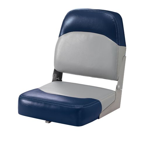 Image for Marine Raider Silver Series Low-Back Boat Seat from Academy