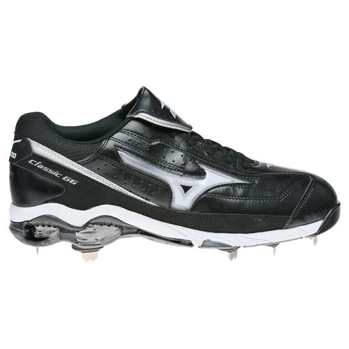 Image for Mizuno Adults' Classic G6 Low Switch 9-Spike Baseball Cleats from Academy