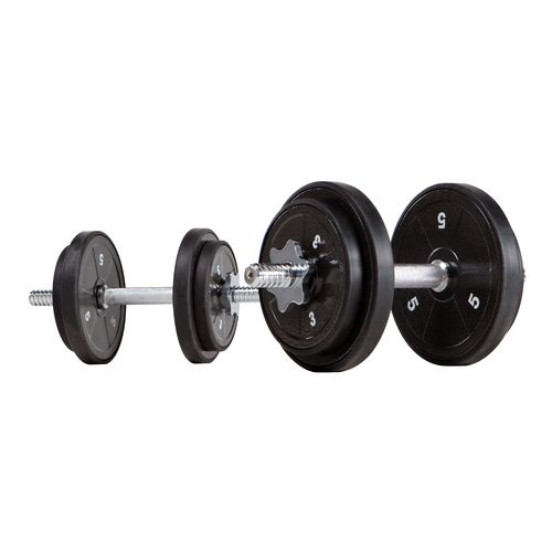 Display product reviews for Marcy Adjustable Dumbbell Weight Set