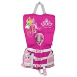 Exxel Outdoors Infants' Disney Princess 4-Buckle Head's Up Flotation Vest