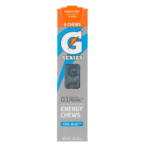 Gatorade G Series Prime Energy Chew - view number 1
