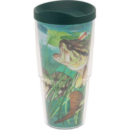 Tervis Guy Harvey Largemouth Bass 24 oz. Tumbler with Lid