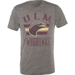 Colosseum Athletics Men's University of Louisiana at Monroe Bunker T-shirt