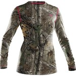 Under Armour® Women's Evo HeatGear® Camo Long Sleeve T-shirt