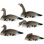 Hard Core Shell Touch Down™ 3-D Speck Goose Shell Decoys 12-Pack
