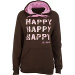 Duck Commander Women's Happy Print Hoodie