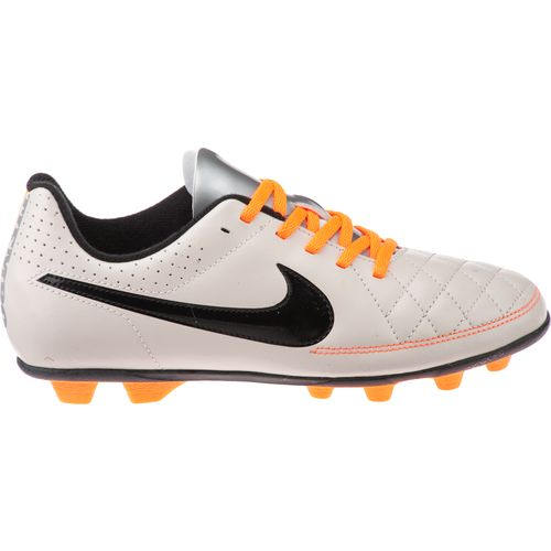 Image for Nike Kids' Tiempo Rio II FG-R Soccer Cleats from Academy