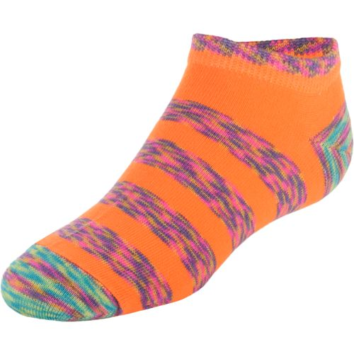 BCG™ Girls' Ultra Thin No-Show Socks 6-Pack
