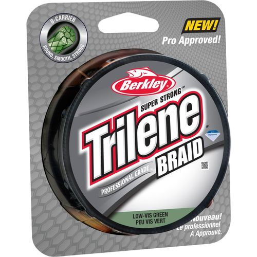Display product reviews for Berkley® Trilene Braid Fishing Line