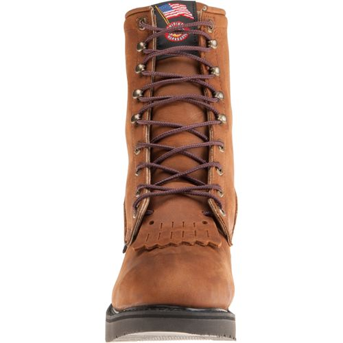Justin Men's Aged Bark Work Boots - view number 6