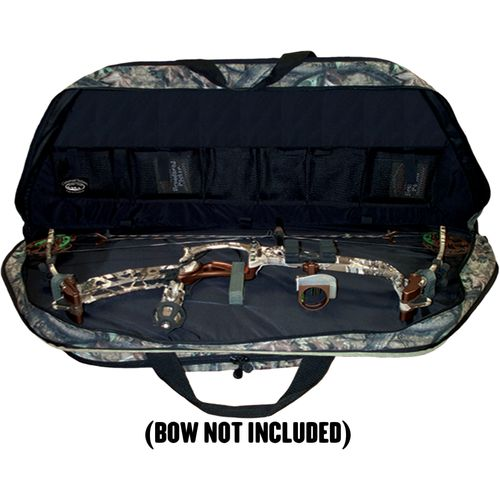 Cottonwood Outdoors Weathershield Bow Case with Broadhead Boxes - view number 2