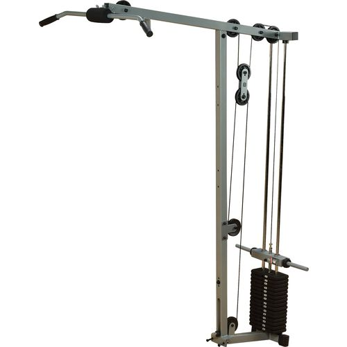 Body-Solid Plate-Load Lat Attachment for Powerline Power Rack - view number 1