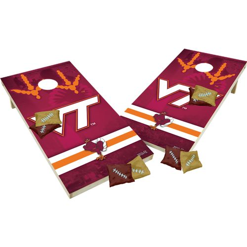 Wild Sports Tailgate Toss XL SHIELDS Virginia Tech