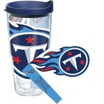 Tervis Tennessee Titans Colossal Wrap 24 oz. Tumbler with Lid - view number 1