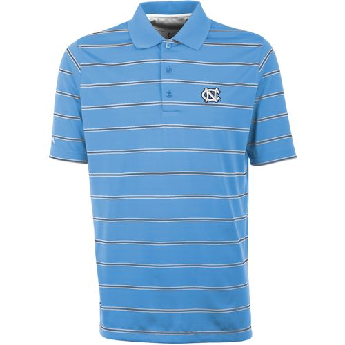 Antigua Men's University of North Carolina Deluxe Polo Shirt - view number 1