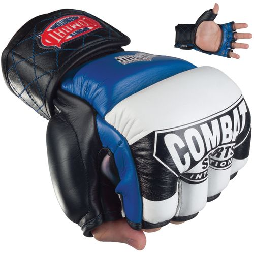 Combat Sports International MMA Amateur Leather Competition Gloves - view number 1