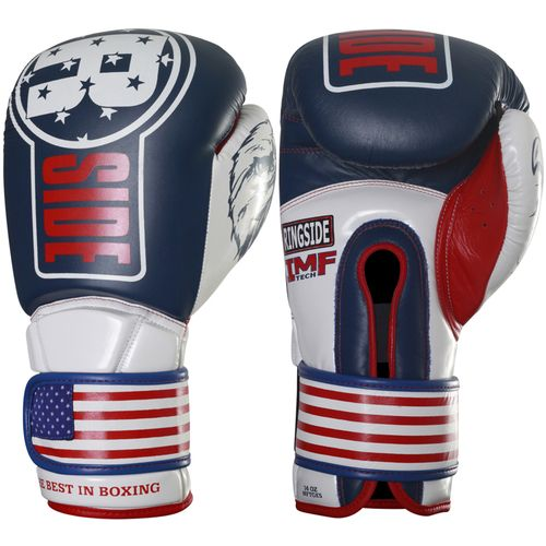 Ringside IMF Tech Leather Sparring Gloves