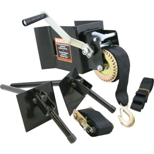 Display product reviews for Ameristep Ladder Stand Installation System