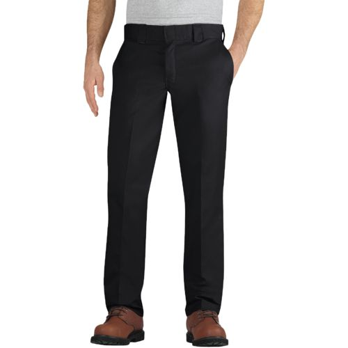 Dickies Men's Slim Fit Taper Leg Work Pant