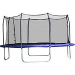 Skywalker Trampolines 13' Square Trampoline with Enclosure - view number 1