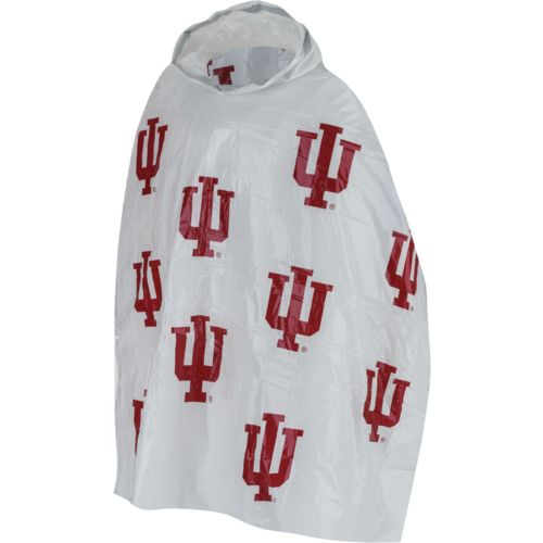 Storm Duds Adults' Indiana University Stadium Rain Poncho