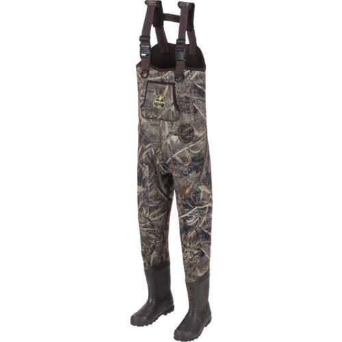 Winchester Women's Wolf Creek II Realtree Max-5 600-Gram Boot-Foot Wader