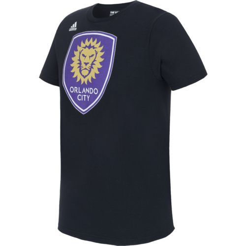 Display product reviews for adidas Men's Orlando City SC Logo Set T-shirt