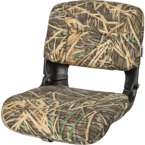 Tempress All-Weather Boat Seat with Shadowgrass Cushion