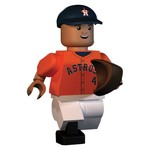 OYO Sports Houston Astros George Springer Limited Edition Minifigure