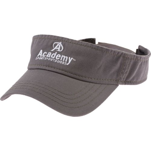Academy Sports + Outdoors™ Men's Basic Logo Twill Visor
