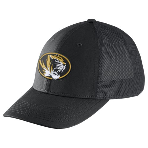 Nike™ Men's University of Missouri Dri-FIT Legacy91 Mesh Back Swoosh Flex Cap
