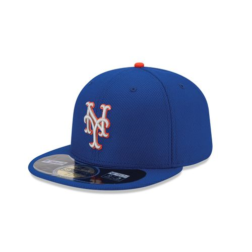 New Era Men's New York Mets 2015 Alternate Color 2 Diamond Era Cap