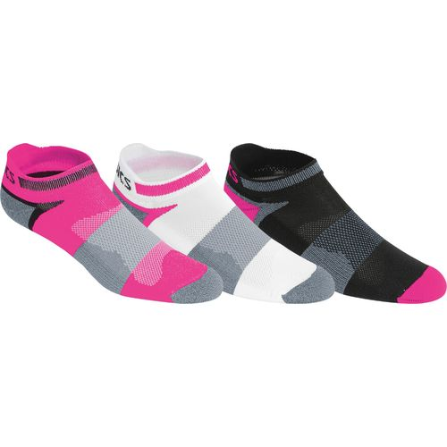 ASICS® Men's Quick Lyte® Cushion Single-Tab Ankle Socks 3-Pair