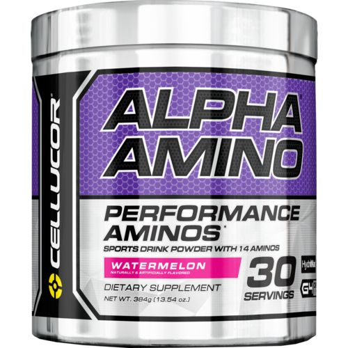 Display product reviews for Cellucor Alpha Amino Recovery Sports Drink