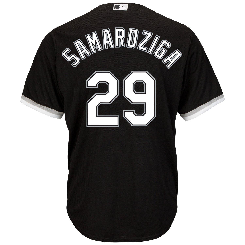Majestic Men's Chicago White Sox Jeff Samardzija #29