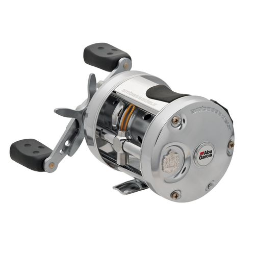 Display product reviews for Abu Garcia Ambassadeur Record Baitcast Reel Left-handed