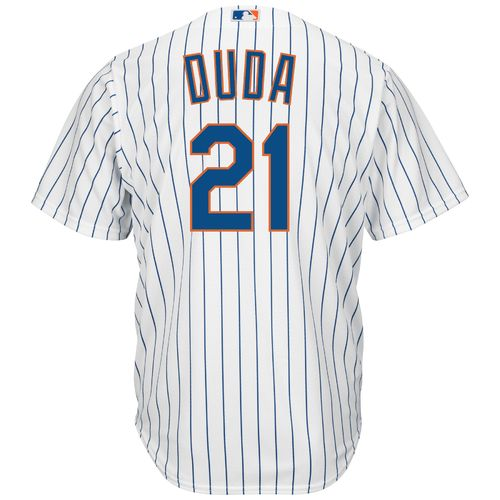 Majestic Men's New York Mets Lucas Duda #21 Cool Base® Jersey