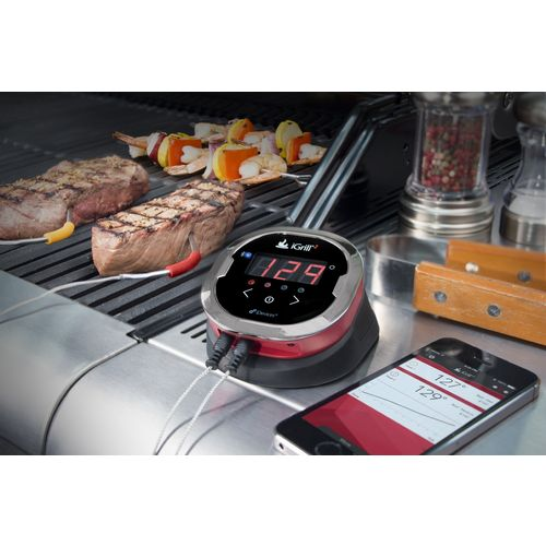 iDevices iGrill2 Bluetooth Connected Grilling Thermometer   Academy