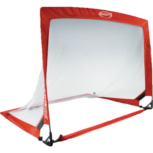 Kwik Goal Infinity® Squared Weighted Pop-Up Goal