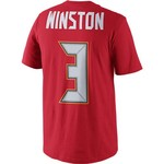 Nike Men's Tampa Bay Buccaneers Jameis Winston #3 T-shirt - view number 1