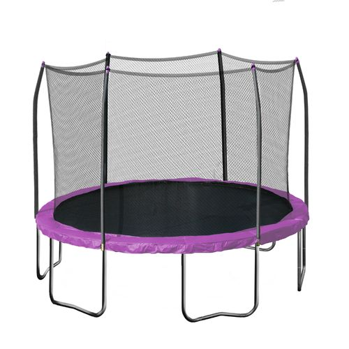 Display product reviews for Skywalker Trampolines 12' Round Trampoline with Safety Enclosure