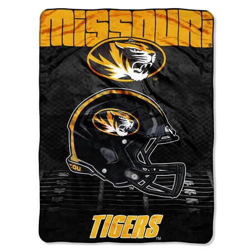 The Northwest Company University of Missouri Overtime Micro Raschel Throw