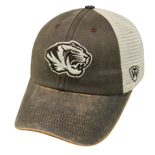 Top of the World Adults' University of Missouri ScatMesh Cap