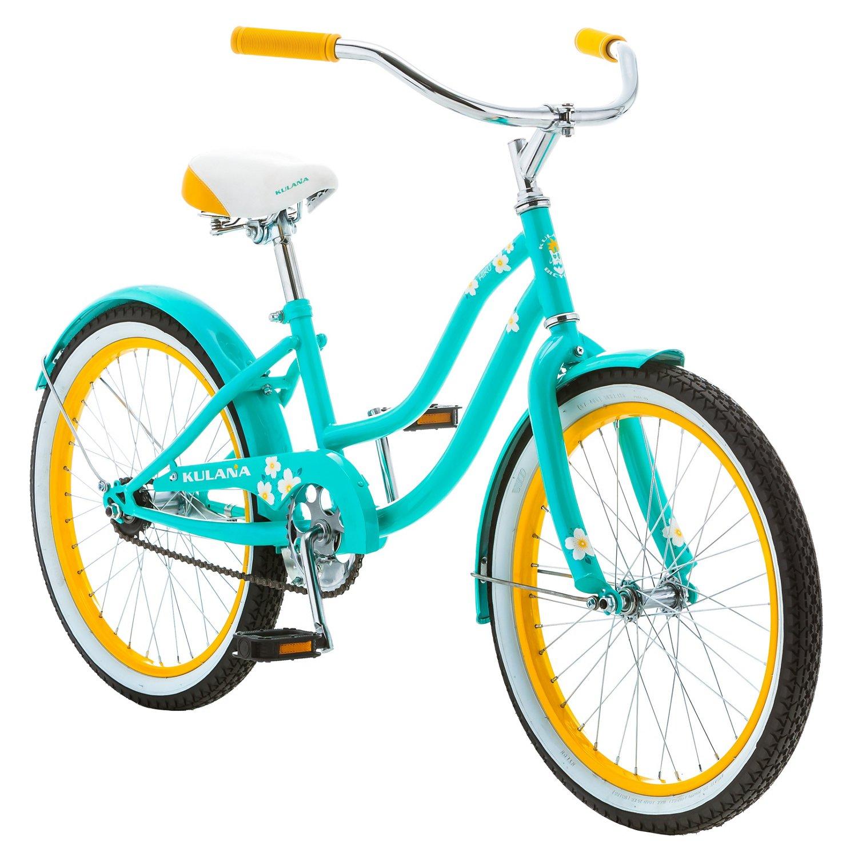 Kulana Girls Hiku 20 Cruiser Bicycle Academy